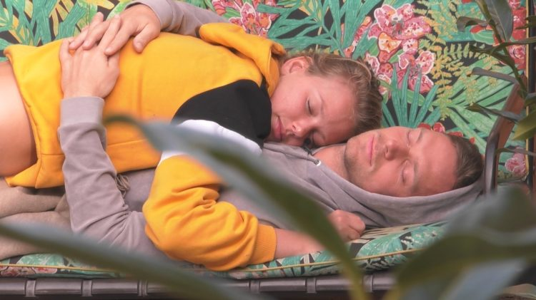 Big Brother 2020 Rebecca und Philipp