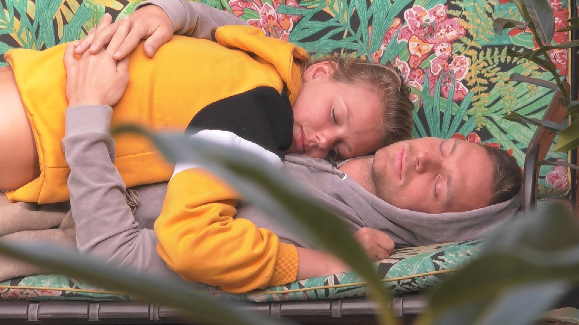 Big Brother 2020 Rebecca und Philipp