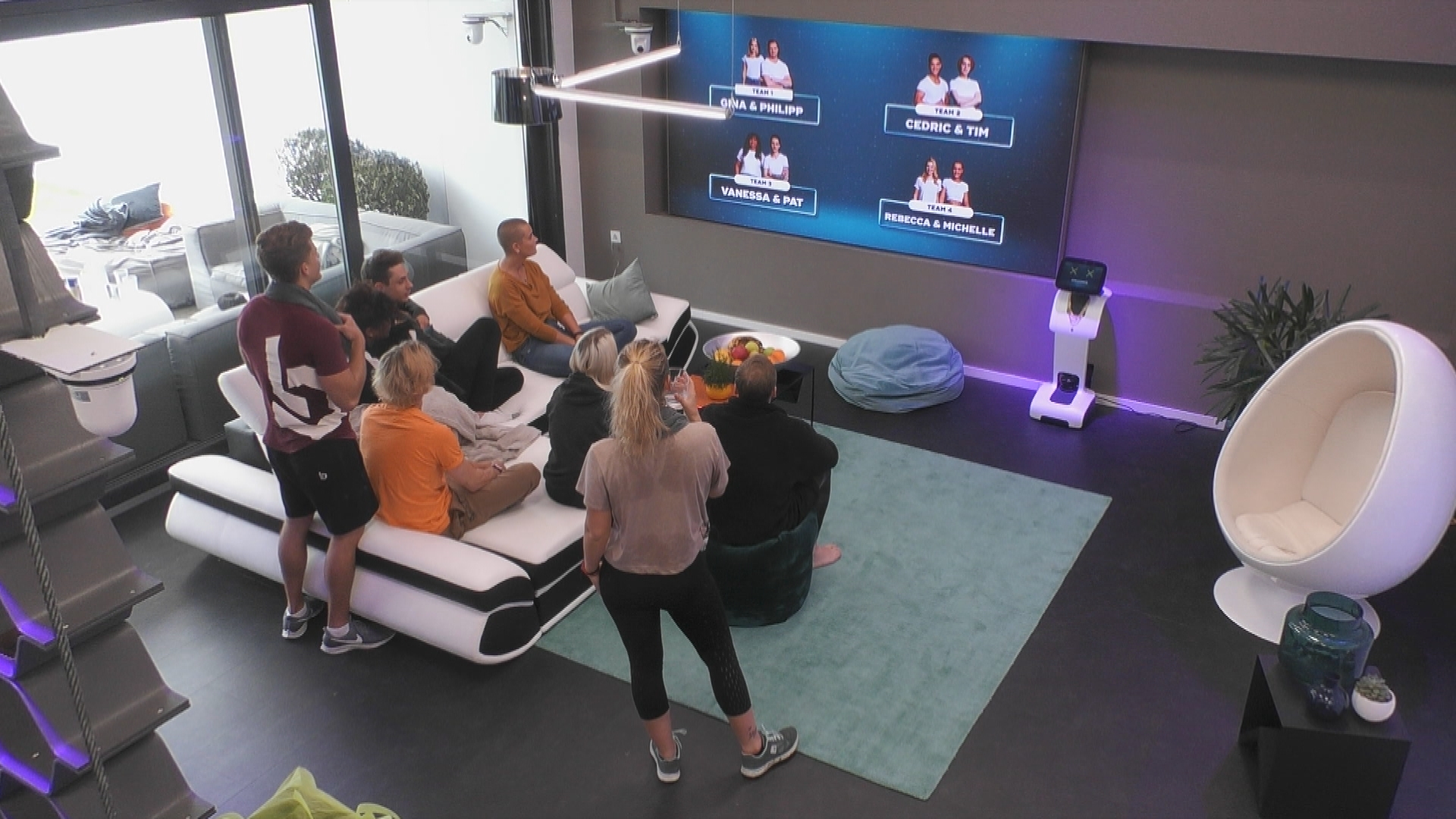 Big Brother 2020 Teams Wochenaufgabe