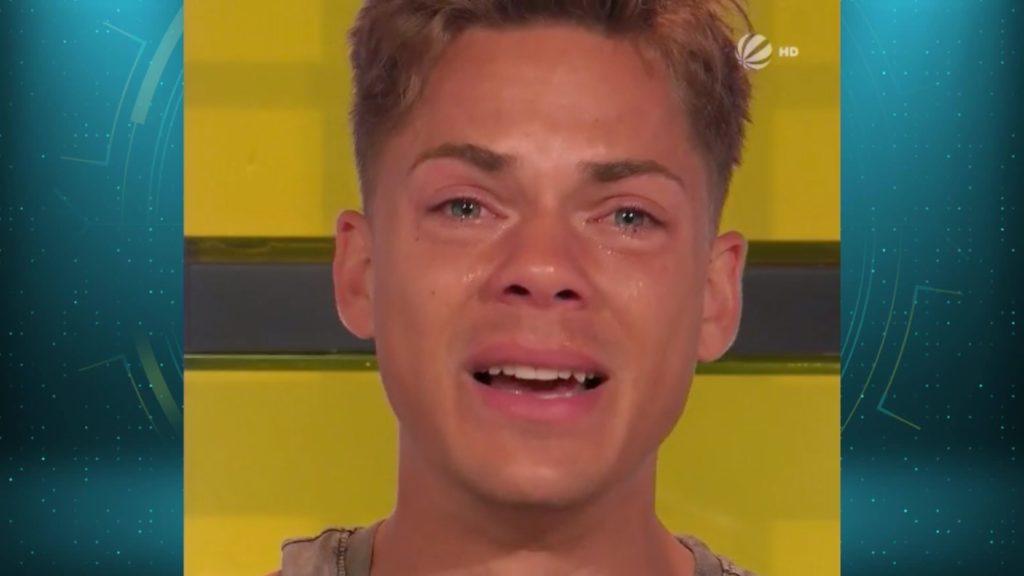 Big Brother Cedric Tränen