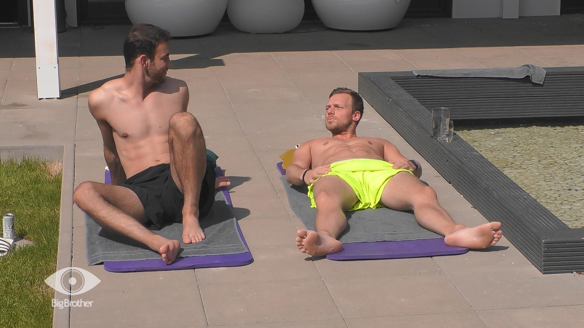 Big Brother 2020 Serkan und Philipp