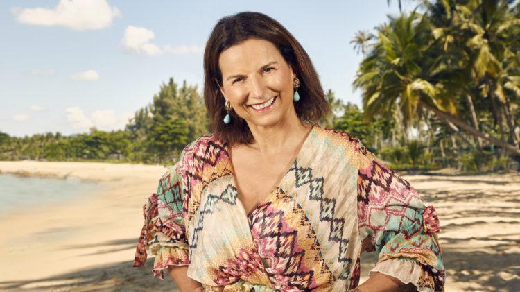 Promis unter Palmen 2020 Claudia Obert raus