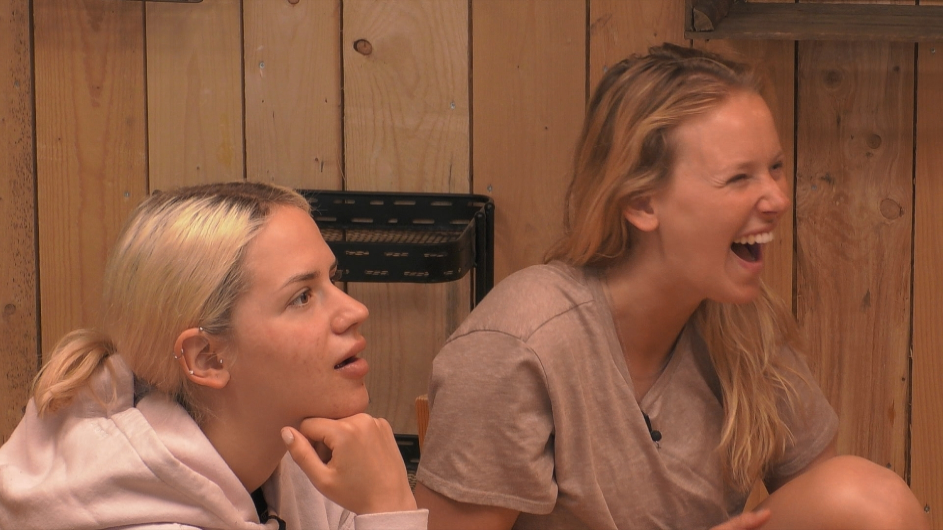 Big Brother 2020 Gina und Rebecca