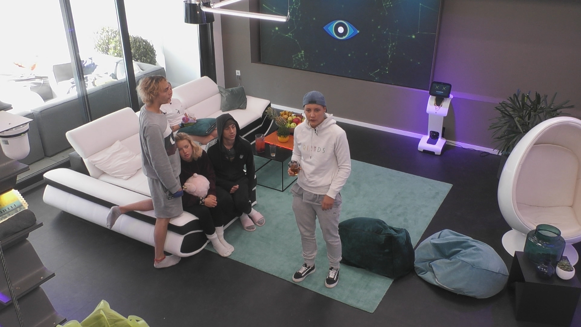 Big Brother 2020 Bestrafung Auszug