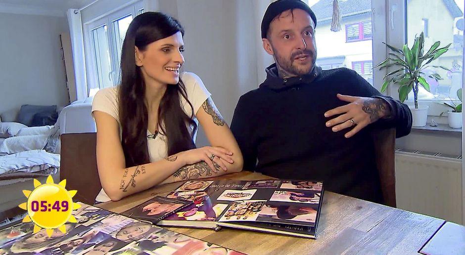 Big Brother Geraldine und Daniel