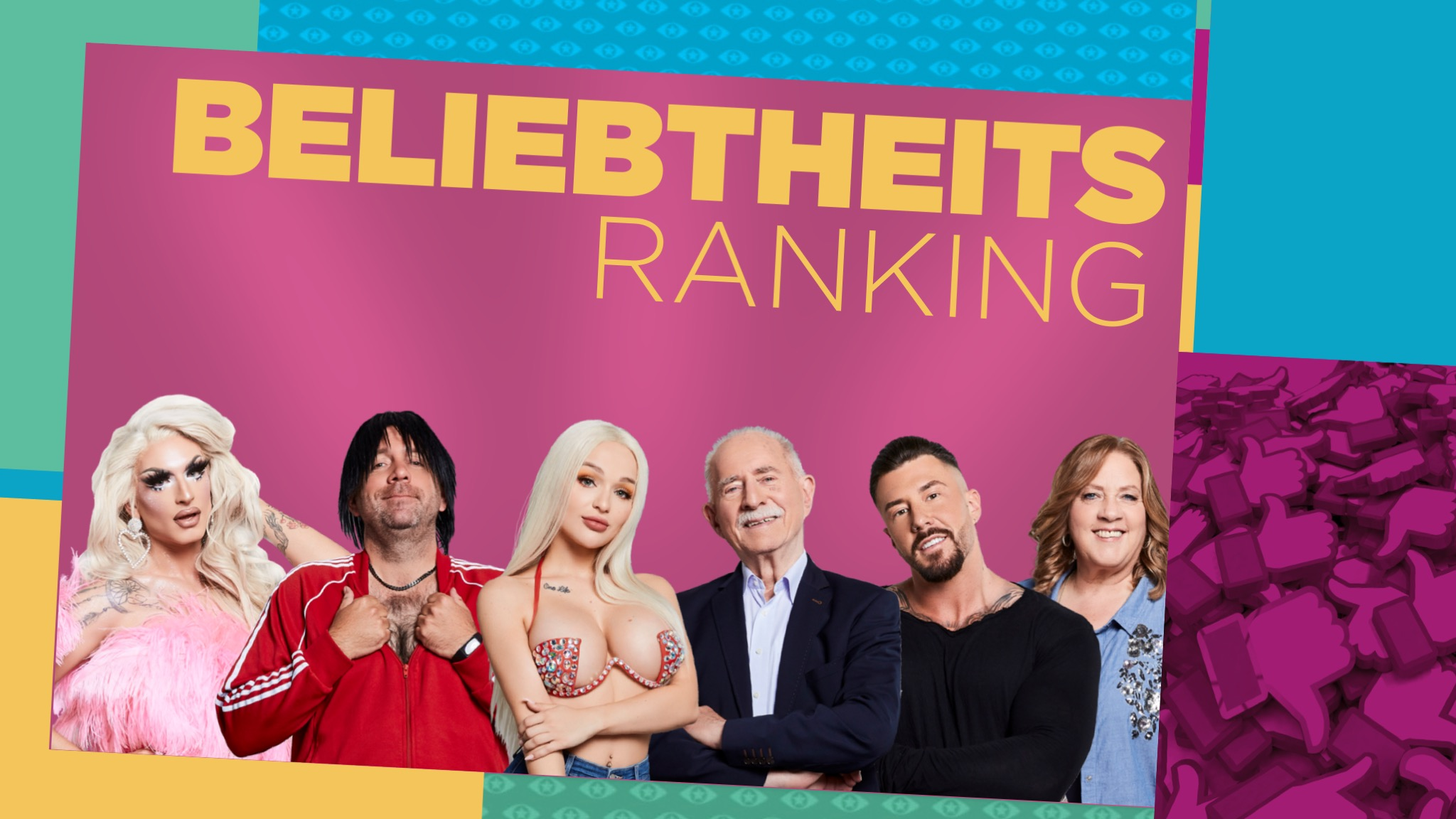 Promi Big Brother 2020 Ranking Voting