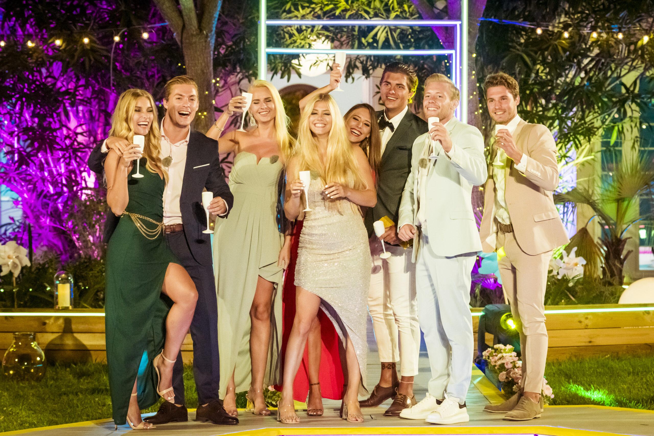 Love Island 2020 Finale: Die Finalisten stehen fest, zwei Couples mussten raus