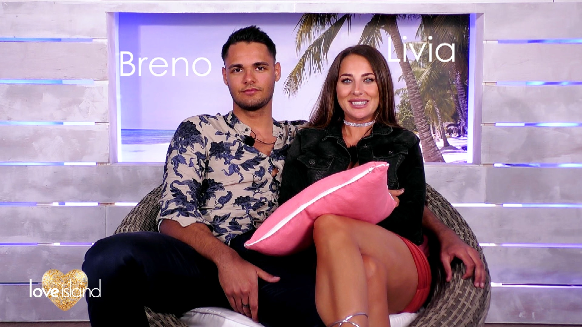Love Island 2021 Breno Livia