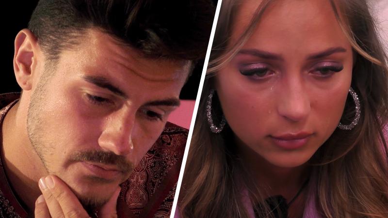 Love Island 2021 heute Abend: Couple-Aus bei Adriano und Bianca?