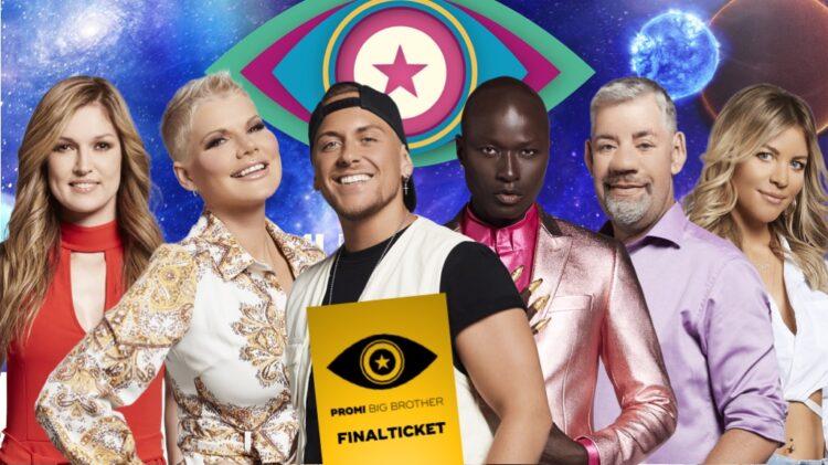 Promi Big Brother 2021 Halbfinale