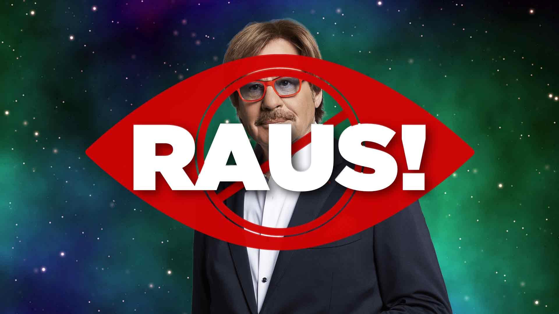 Promi Big Brother 2021 Jörg Draeger raus
