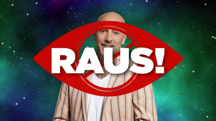 Promi Big Brother 2021 Paco Steinbeck raus