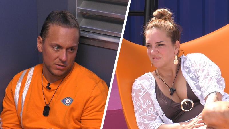 Promi Big Brother 2021 Danny und Daniela